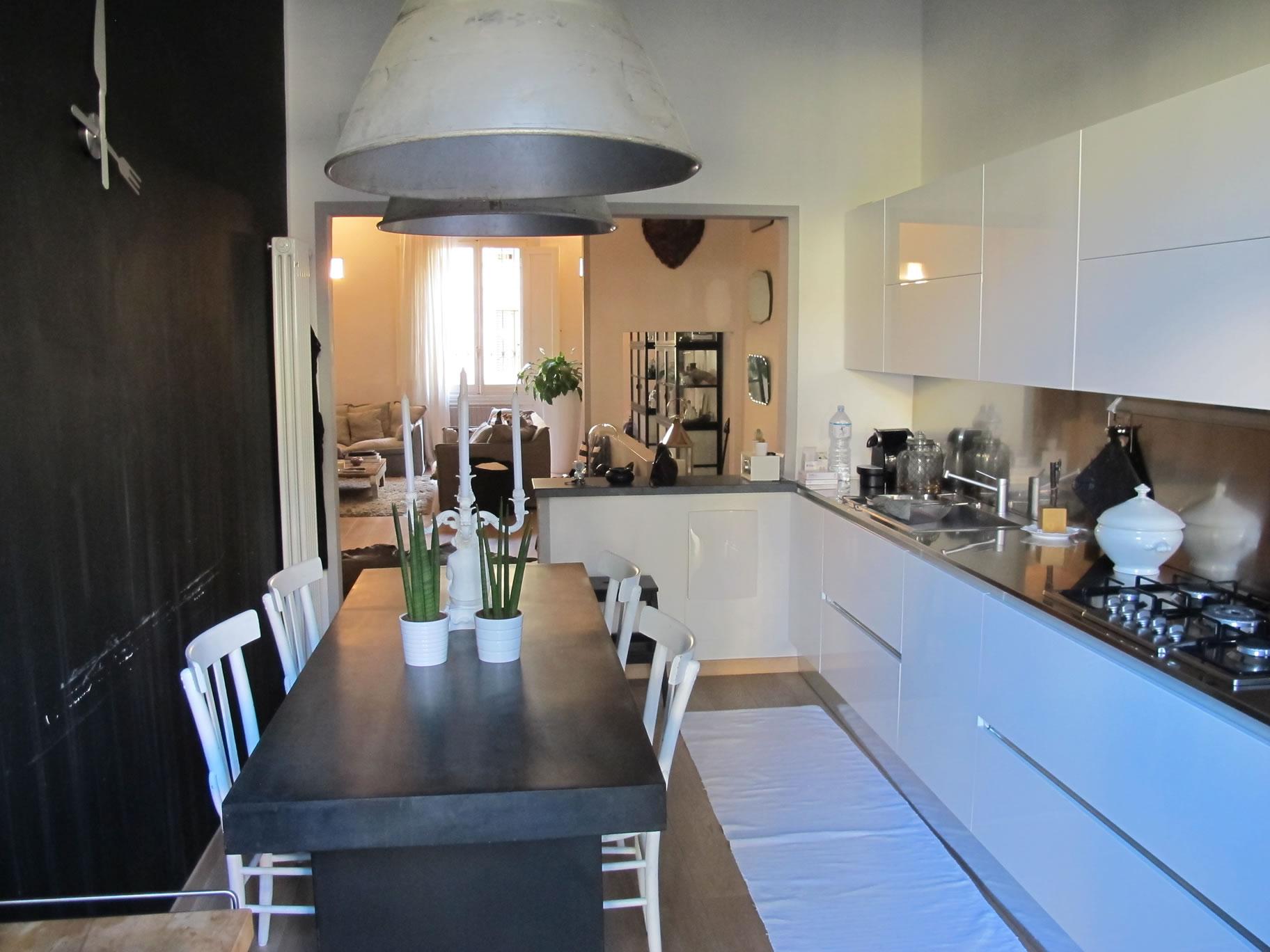 Soggiorno e cucina in 40 mq - Cucina soggiorno 25 mq ...