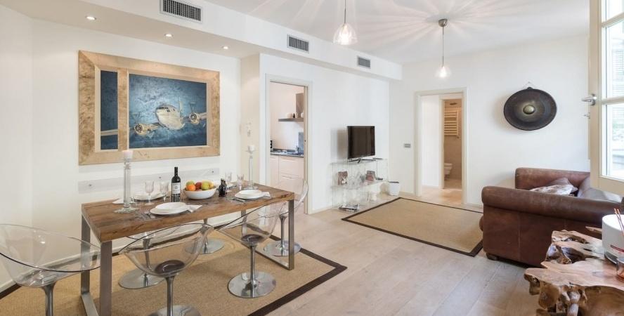 Vendita Appartamento in Porta Romana con terrazza - Florence Real ...